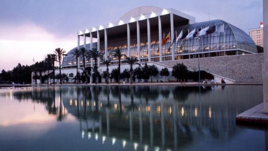 El Palau de la Música de València.