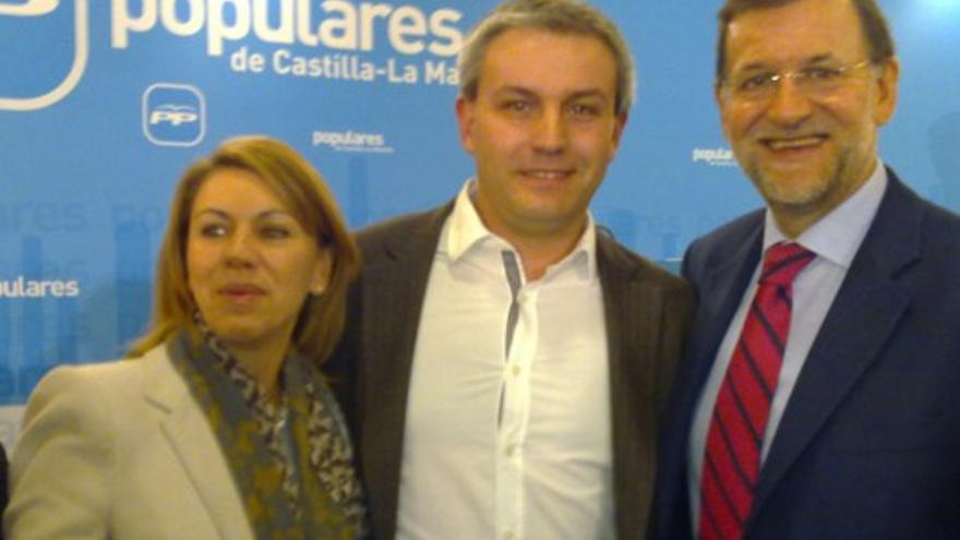 Juan Antonio Callejas, alcalde de Villamayor de Calatrava (Ciudad Real) / Foto: juanantoniocallejascano.com/