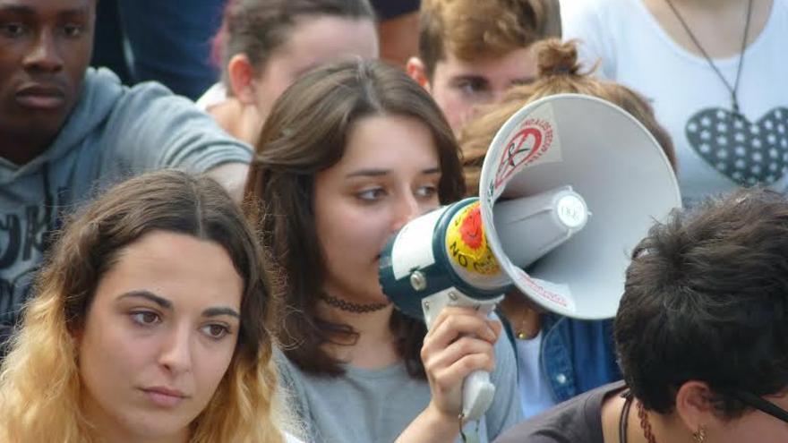 Lomce estudiantes huelga revalida