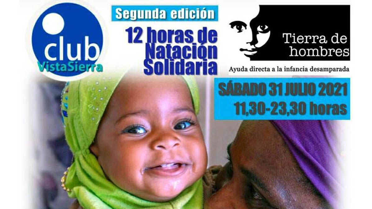 Cartel del evento solidario de 'Viaje hacia la vida'