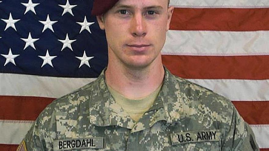 El sargento Bergdahl, absuelto en EE.UU. de cargos por deserción en Afganistán