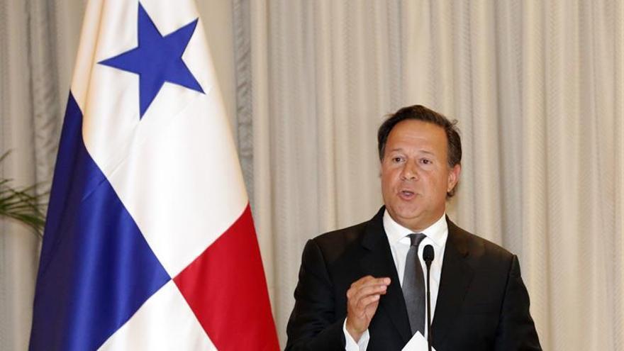 Varela critica que la prensa no refleja el verdadero progreso de Panamá