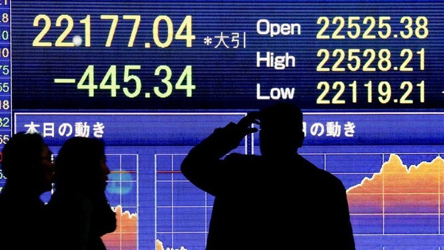 La Bolsa de Tokio abre con una caída del 0,05 por ciento