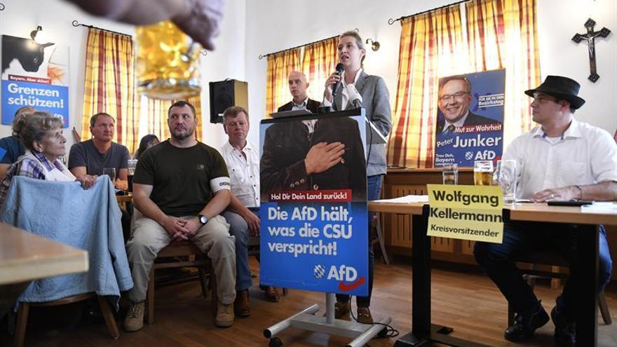 El positivismo de los Verdes y el negativismo ultra desgastan a la CSU bávara