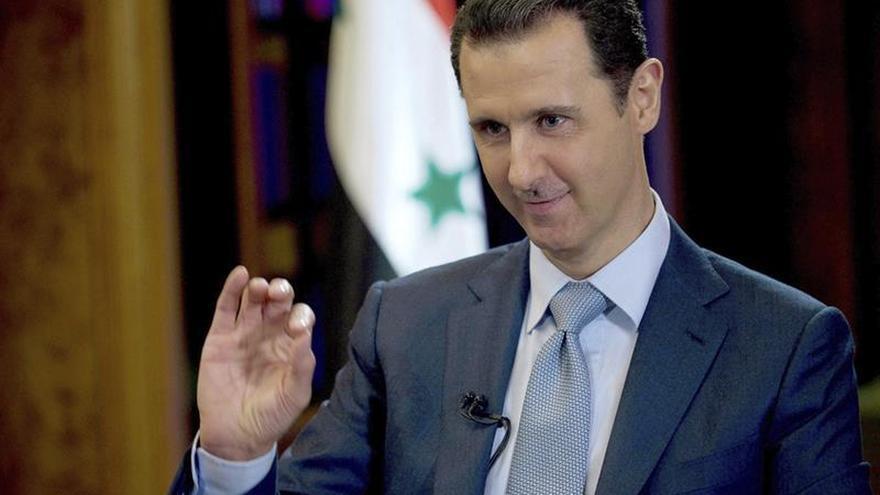 Asad acusa a EEUU y a Occidente de impedir la investigación del ataque químico