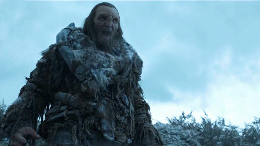 Neil Fingleton interpretaba a Mag el gigante en Juego de Tronos
