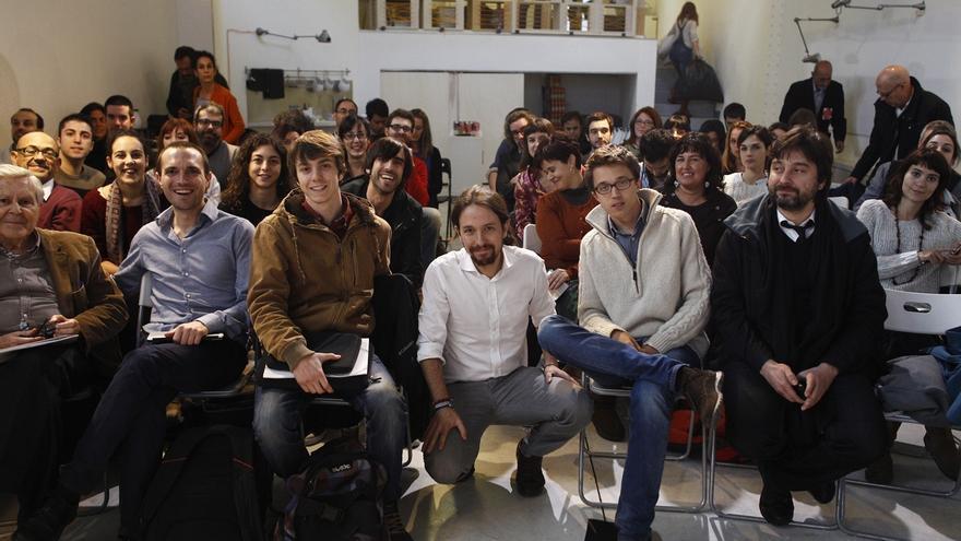 La dirección de Podemos analiza este sábado la guía de medidas económicas propuesta por Torres y Navarro