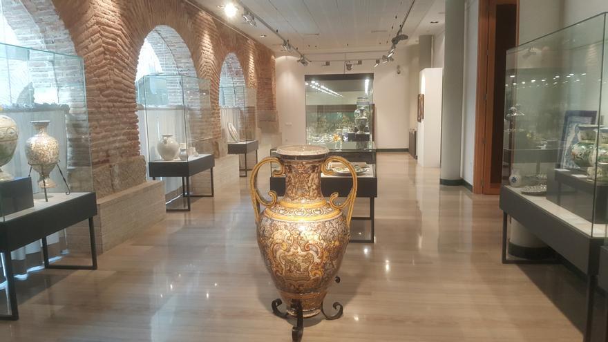 Museo de la Cerámica de Talavera de la Reina FOTO: www.clmturismoaccesible.com