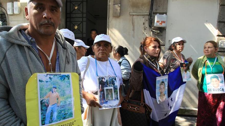 Tras la huella de los centroamericanos desaparecidos en su huida hacia EE.UU.