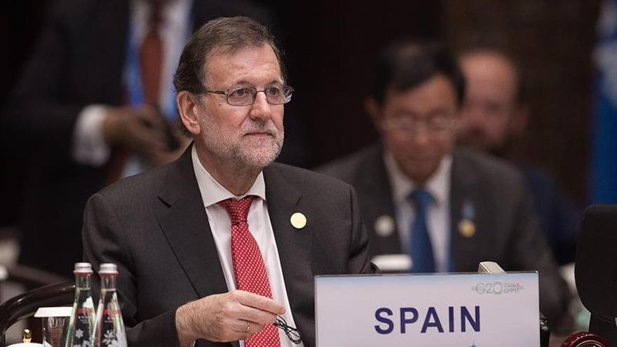 Rajoy y Temer se reúnen y analizan la situación política de sus países
