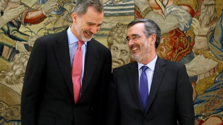 PP y Cs acusan a Manuel Cruz de apoyar una absolución en el juicio del procés