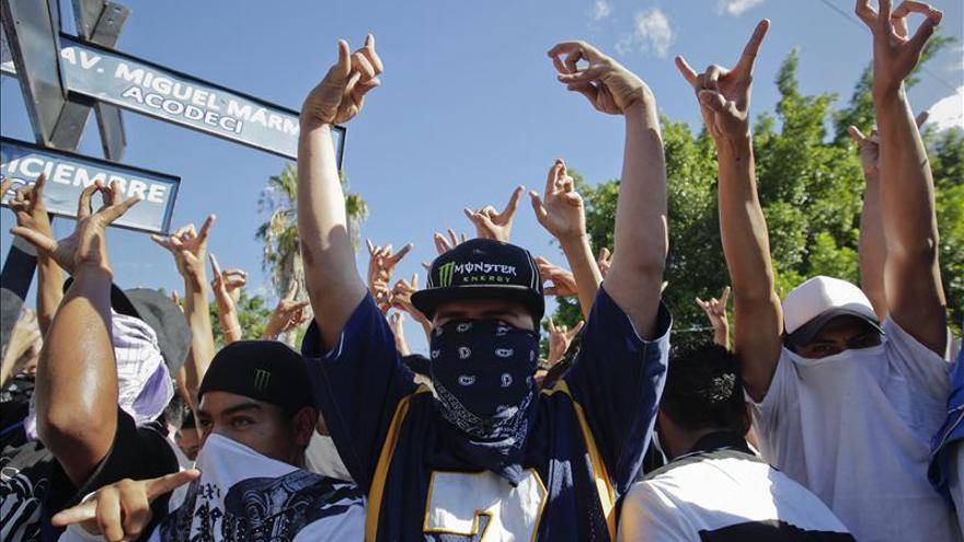 """La """"tregua"""" entre pandillas salvadoreñas cumple mañana su primer año de vigencia"""