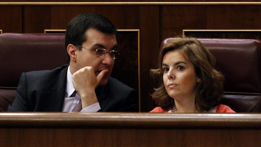 """El Gobierno advierte a Mas que recurrirá """"antes y después"""" de las elecciones toda norma no constitucional"""