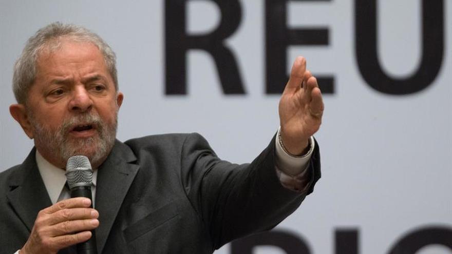 Suspenden la declaración de Lula por supuesto blanqueo de dinero en Brasil