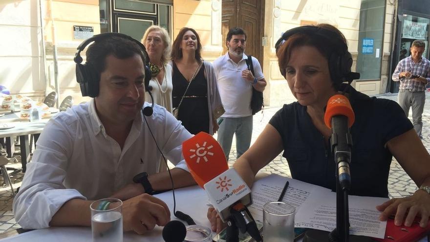"""Moreno asegura que intentarán llegar a un acuerdo, """"especialmente con Cs"""", para una moción de censura en Nerja"""
