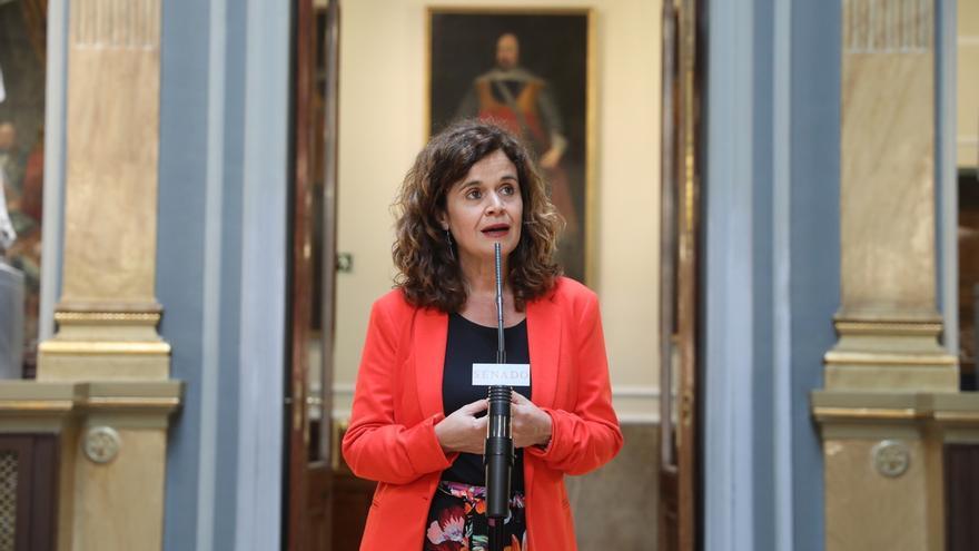 La senadora de Adelante Andalucía Esperanza Gómez será cabeza de lista de Más País por Sevilla