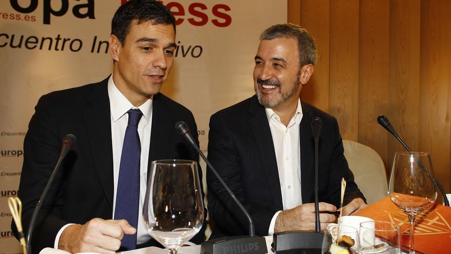 Sánchez acusa a Rajoy de potenciar el independentismo y dice que el PSC es el punto de encuentro