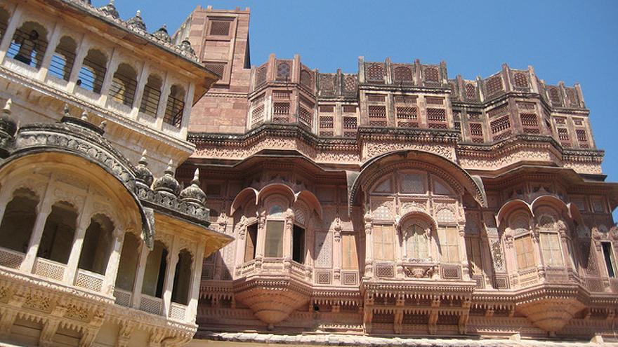 Fuerte de Mehrangarh, la joya de Jodhpur. Tjollans