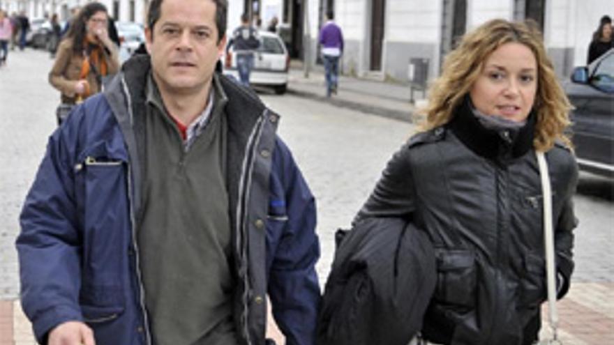 Jorge Sanz y Olga Marset, desmienten estar esperando un hijo