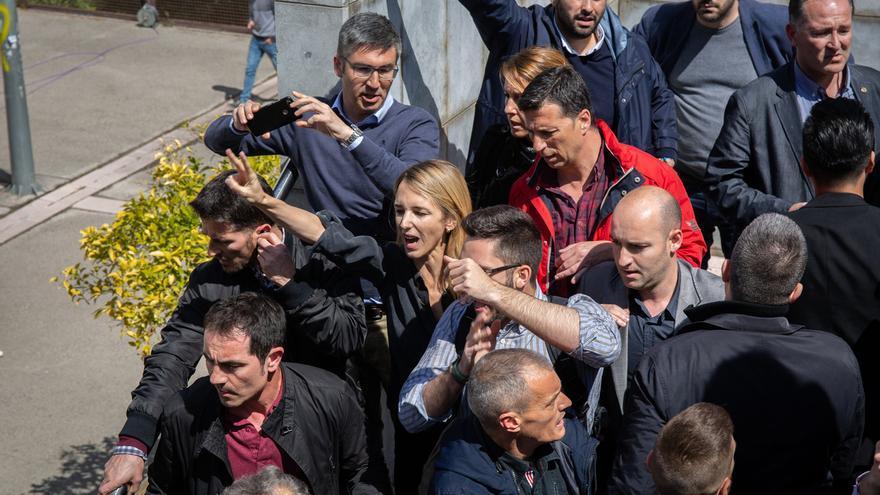Pisarello defiende el derecho de Álvarez de Toledo en la UAB pero critica que hubo saludos nazi