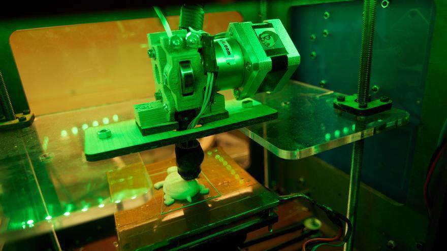 Ya es posible descargar e imprimir figuras en 3D desde Wikimedia Commons
