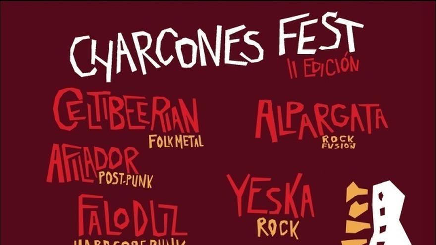 Miguel Esteban (Toledo) reivindica este sábado la música alternativa con la segunda edición del Charcones Fest