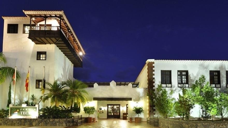 Imagen de archivo del hotel Tecina, radicado en el sur de La Gomera, en Tenerife