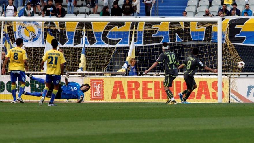 Del UD Las Palmas-Villarreal B #2