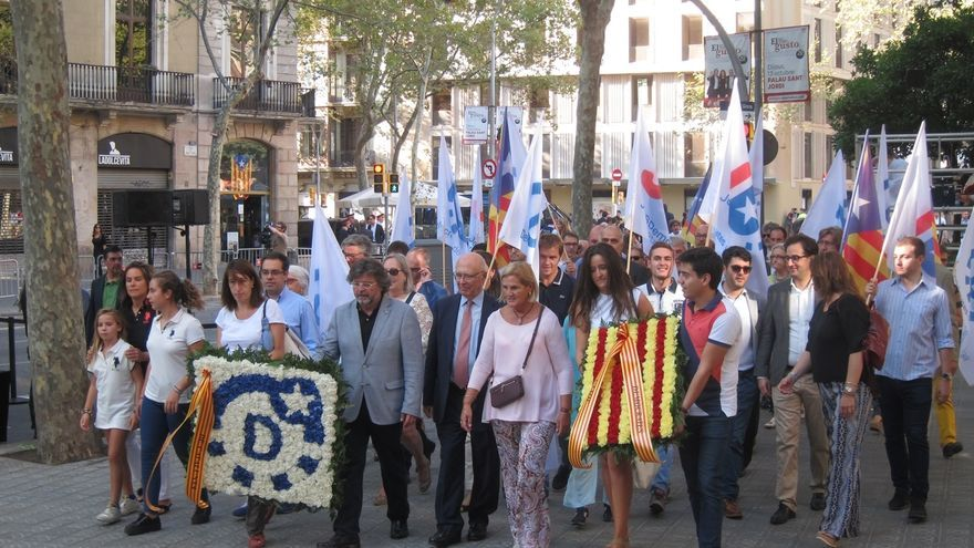 """Demòcrates espera que sea """"la última de una Catalunya autonómica"""""""