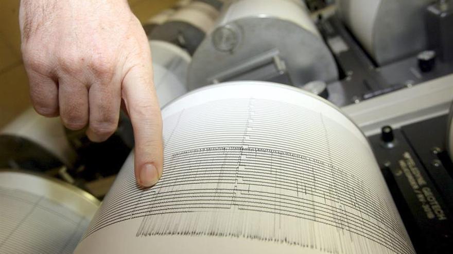 Un terremoto de magnitud 5,7 sacude la isla filipina de Mindanao