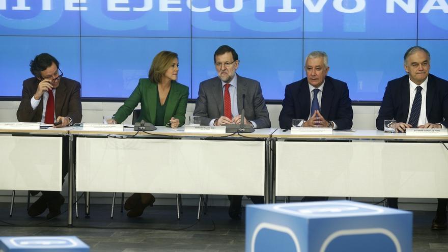 El PP designará este jueves o viernes a más candidatos, pero no prevé que sean los de Madrid o Valencia
