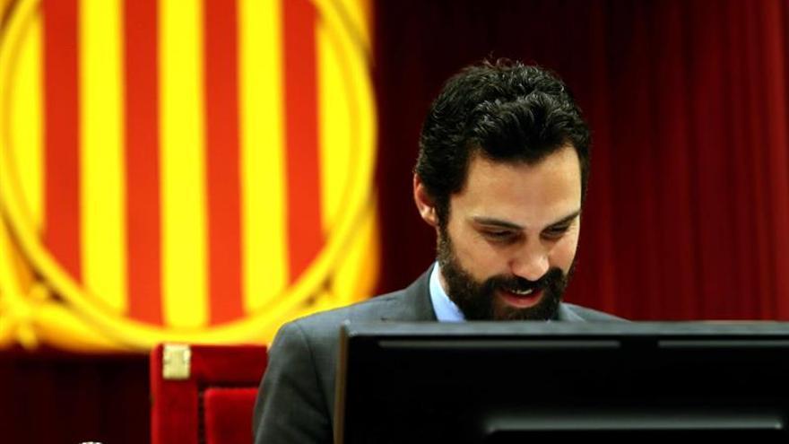Publicada la Ley de Presidencia de la Generalitat que será recurrida al TC