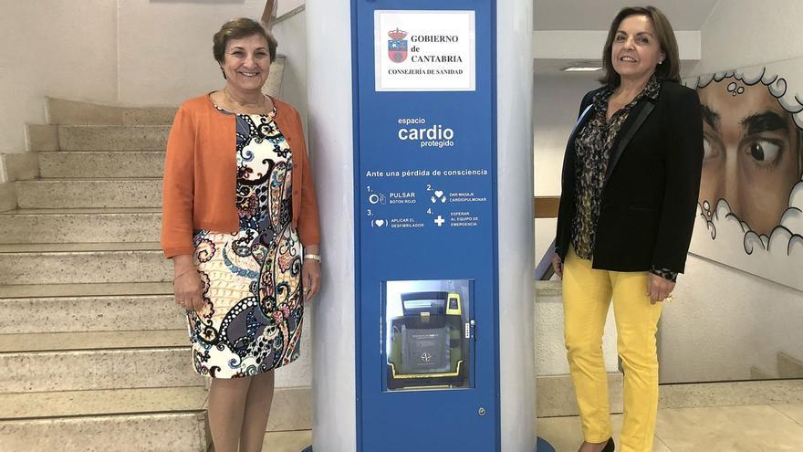 Sanidad establece un año para la instalación obligatoria de desfifriladores en instalaciones públicas