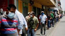 Guatemala registra 10 muertos por COVID-19 y 259 nuevos contagios en 24 horas
