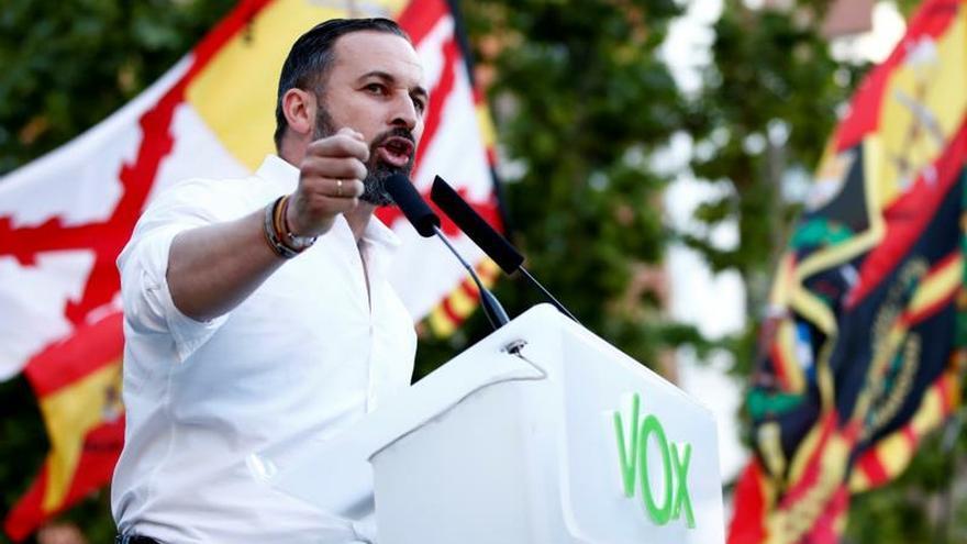 """Abascal llama al voto masivo para que Vox remate la """"gesta"""" de las generales"""