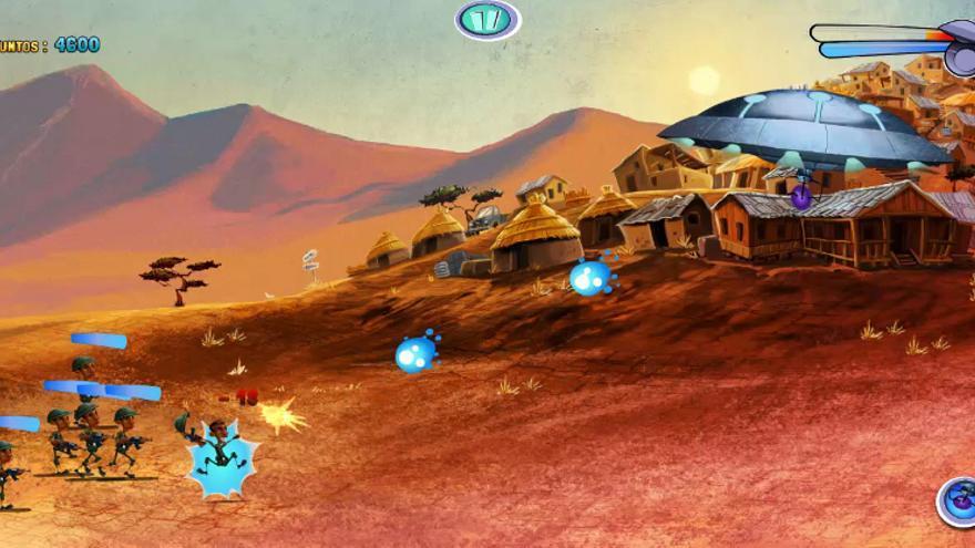 INVASION ReadyGo! Games