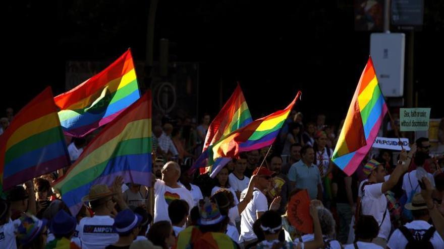 """""""Conquistando la igualdad"""", lema del Orgullo Gay 2018 de Madrid"""