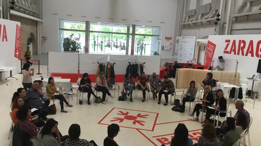 """Zaragoza activa colabora en el programa """"Residencias"""""""