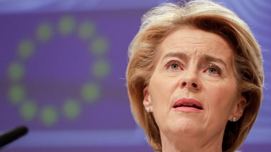 La UE anuncia un fondo de 100.000 millones para frenar los despidos por el coronavirus con la vista puesta en España e Italia