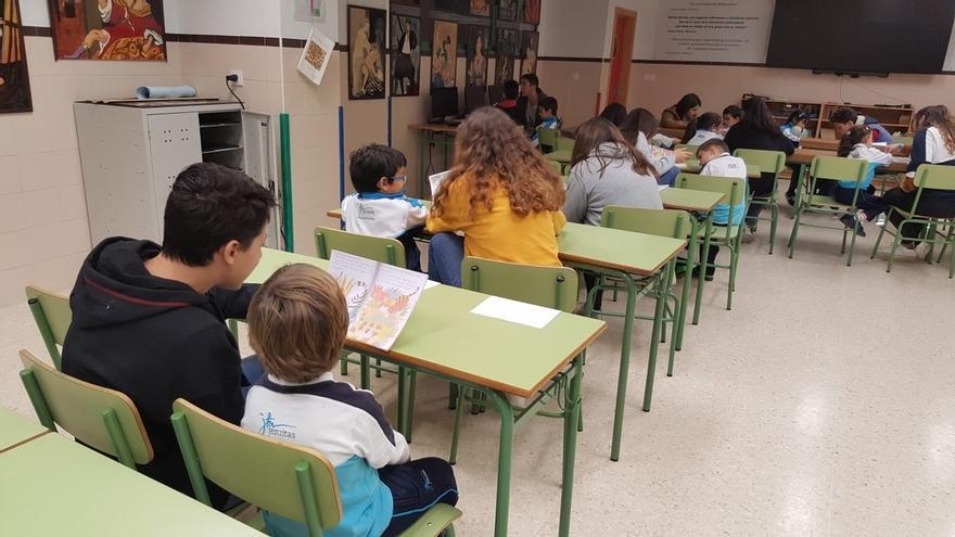 """Codapa ve """"fantástico"""" el programa de refuerzo educativo de la Junta, pero pide su extensión a Secundaria"""