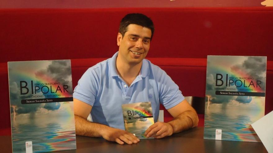 """Sergio Saldaña, autor de """"Tengo trastorno bipolar"""" (tengotrastornobipolar.wordpress.com)"""