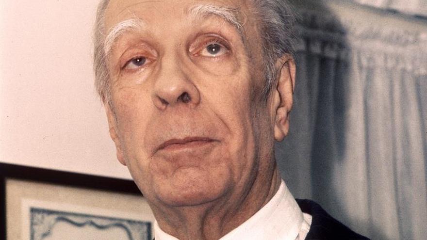 Un brasileño presta manuscrito inédito de Borges a la Biblioteca Nacional Argentina