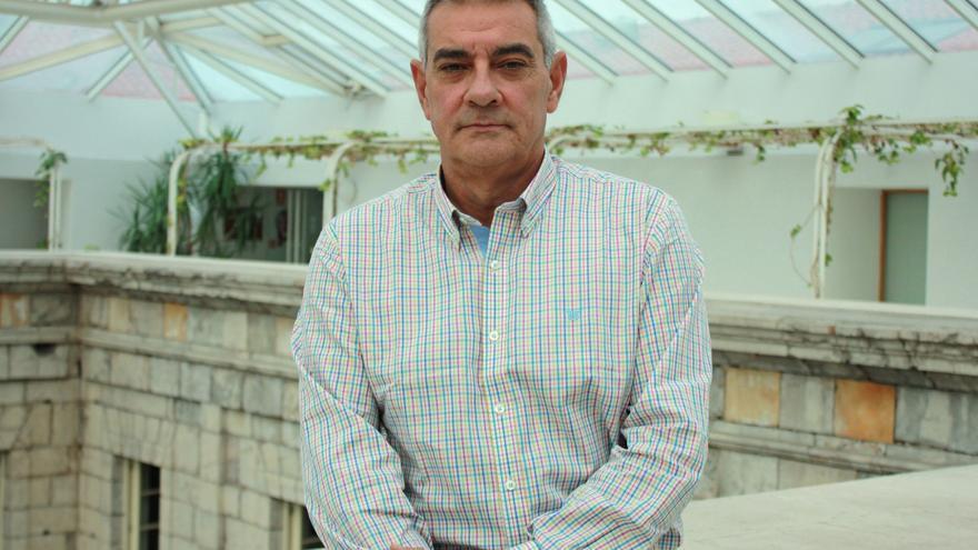 Eduardo Van den Eynde, portavoz parlamentario del Partido Popular.   PP CANTABRIA