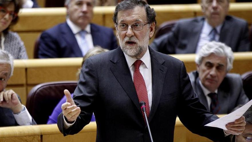 Rajoy apela a la responsabilidad para aprobar nueva financiación autonómica