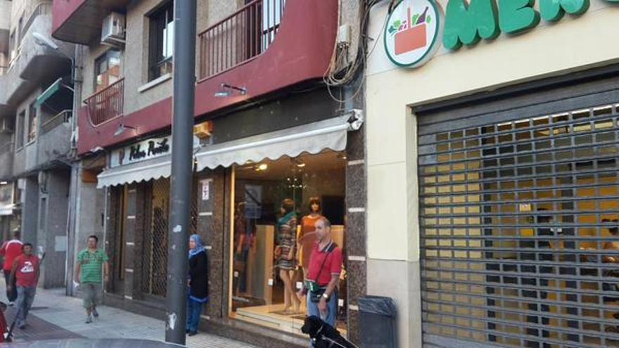 Manifestación contra el cierre de Elcogas. Foto por Imás Información / Twitter