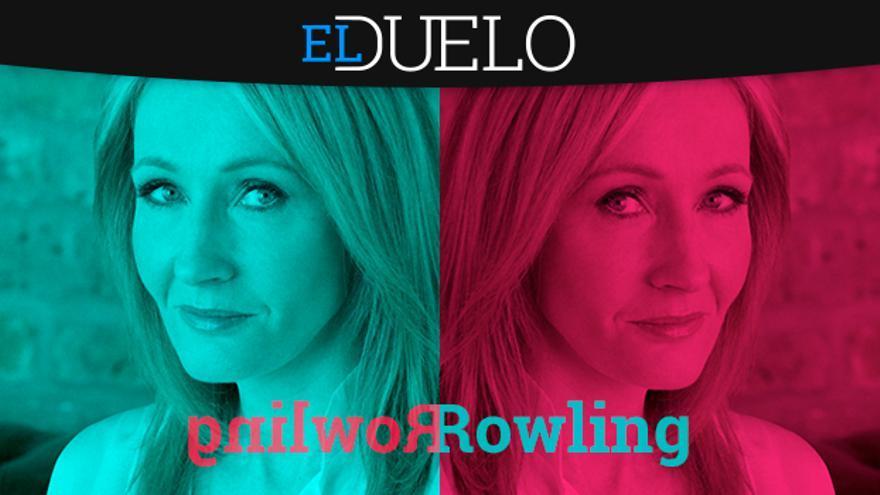 A favor y en contra del libro discurso de J.K Rowling