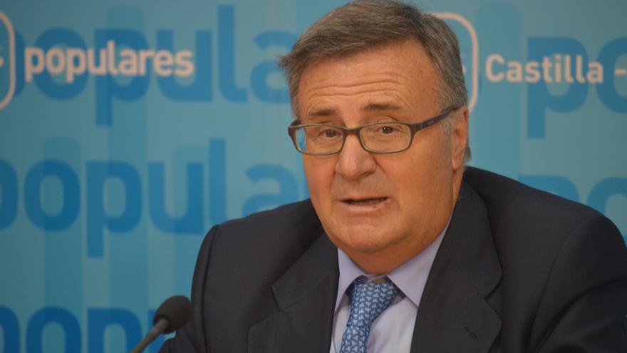 Arturo García-Tizón, PP Toledo / Foto: Javier Robla
