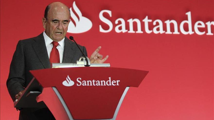 Botín pide que el BCE sea más activo en las reformas y sitúa el cambio de ciclo en 2014