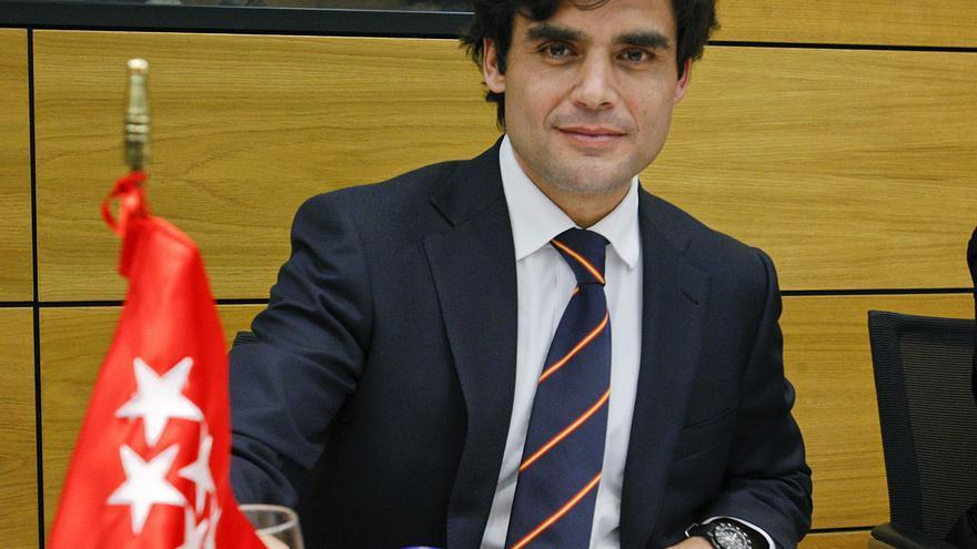 El exconsejero de Sanidad, Juan José Güemes, en una imagen de archivo / EFE