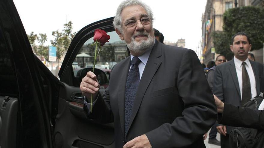 """Plácido Domingo dice que el terremoto de 1985 lo afectó """"muy profundamente"""""""